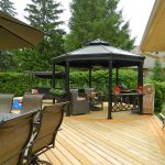 Deck and Outdoor Kitchen