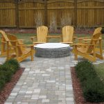 Interlocking Stone Firepit