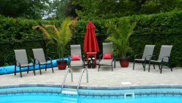 Pool & Pool Surround
