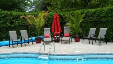 Pool & Pool Surround