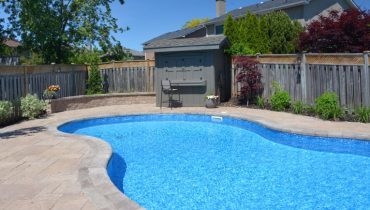 Pool and Pool Surround