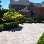 Interlocking Stone Walkway