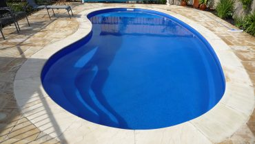 Princess In-Ground Fibreglass Swimming Pool
